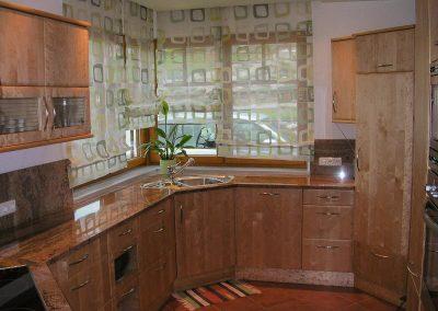 Küchen der Tischlerei Krenn