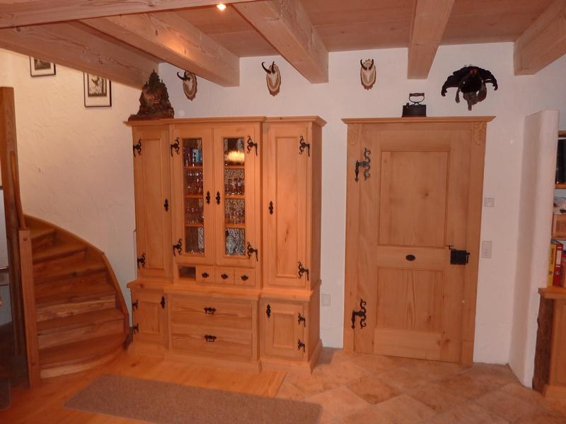 wohnen tischlerei und schnitzerei krenn. Black Bedroom Furniture Sets. Home Design Ideas